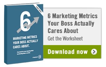 6 Marketing Metrics Your Boss Actually Cares About – Download